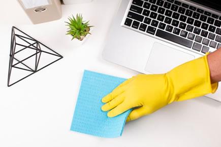 Empresa de limpieza de oficinas en Pamplona