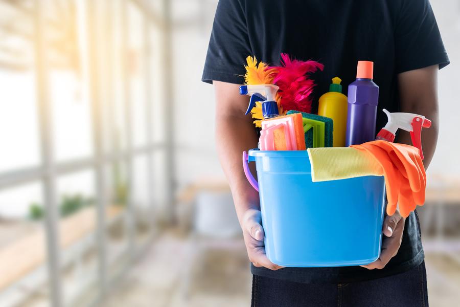 La importancia de la limpieza en los espacios de trabajo